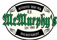 A.J. McMurphy's