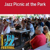 Jazz Picnic At The Park