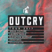 Outcry - Spring 2017 Tour