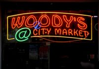 Woody's At City Market