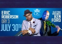 Eric Roberson, Ken Ford