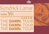 Kendrick Lamar with YG