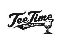 Tee Time Sports & Spirits