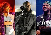 Kendrick Lamar, SZA, Schoolboy Q