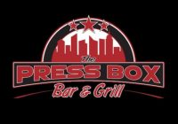 The Press Box Bar & Grill