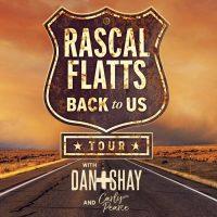 Rascal Flatts, Dan and Shay, Carly Pearce