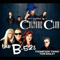 Boy George & Culture Club 18 Tour