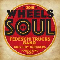 Wheels of Soul Tour 2018