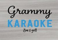 Grammy Karaoke Bar & Grill