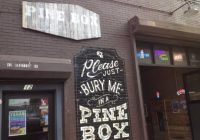 Pine Box Rock Shop