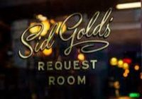 Sid Gold's Request Room