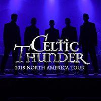 Celtic Thunder X Tour