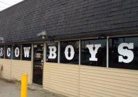 Cowboys Dance Hall and Saloon