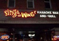 Sing It Or Wing It