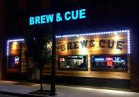 The Brew & Cue
