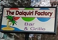 The Daiquiri Factory