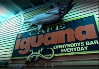 Cafe Iguana Pines