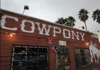 Cowpony - Tucson