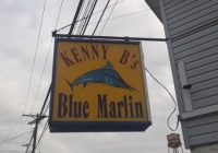 Kenny B's Blue Marlin