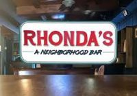 Rhonda's A Neighborhood Bar