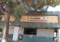 Starters Sports Bar & Grill