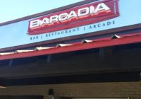 Barcadia Bar Restaurant