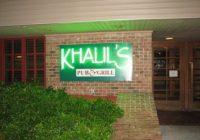 Khalil's Pub & Grill