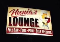 Nunia's Lounge