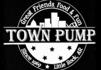 Town Pump - Little Rock