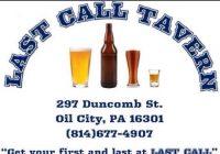 Last Call Tavern - PA