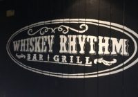 Whiskey Rhythm