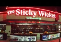 The Sticky Wicket