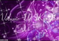 Volume Up Karaoke