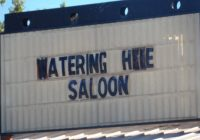 Watering Hole Saloon - OK