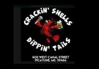 Crackin Shells Dippin Tails