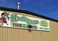 Hooligan's Food & Spirits - BC