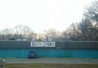 Rusty Spoke