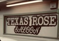 Texas Rose Saloon - Beaumont