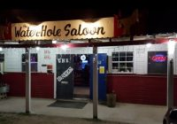 The Waterhole Saloon - TX