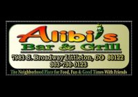 Alibi's Bar & Grill - Littleton