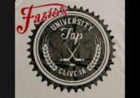 Fazio's University Tap