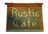 Rustic Café