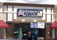 Shakespeare's Grille & Pub
