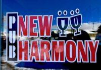 Pub New Harmony