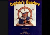Captain's Quarters Lounge