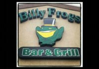 Billy Frogs