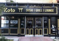 Koto Asian Grill and lounge