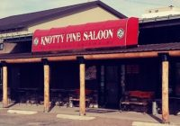 The Knotty Pine Saloon