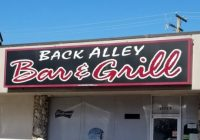 Back Alley Bar & Grill