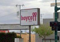 Boycott Bar
